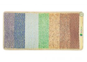 Rainbow Mat Medium 5024 Firm - PEMF InfraMat Pro® First Edition Chakra Mat