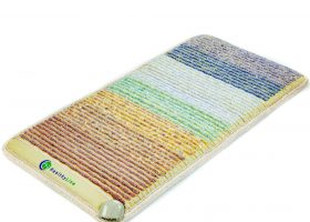 Rainbow™ Mat Small 4020 Firm - PEMF InfraMat Pro® First Edition Chakra™ Mat