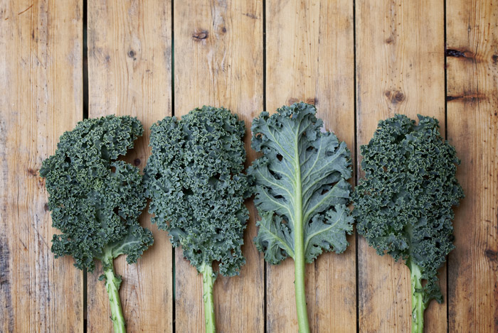 kale and blood circulation