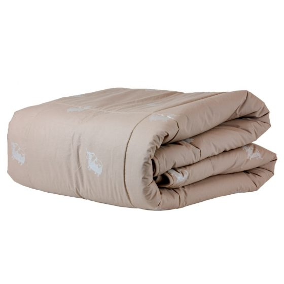 100%-Natural-Yaks-Pure-Wool-Hair-Winter-Comforter-Extra-Weight-Full-Queen-King-450GSM-Down-Proof-Cotton-300TC (4)