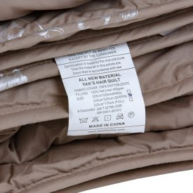 100%-Natural-Yaks-Pure-Wool-Hair-Winter-Comforter-Extra-Weight-Full-Queen-King-450GSM-Down-Proof-Cotton-300TC (9)