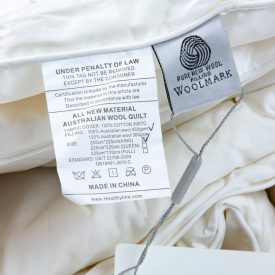 100%-Natural-Australian-Pure-Wool-Filled-Winter-Comforter-Full-450GSM-in-100%-Down-Proof-Cotton-300TC-White (12)
