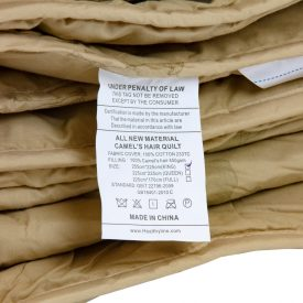 100%-Natural-Camel-Pure-Wool-Hair-Winter-Comforter-Extra-Weight-Full-450GSM-in-100%Down-Proof-Cotton-300TC (7)