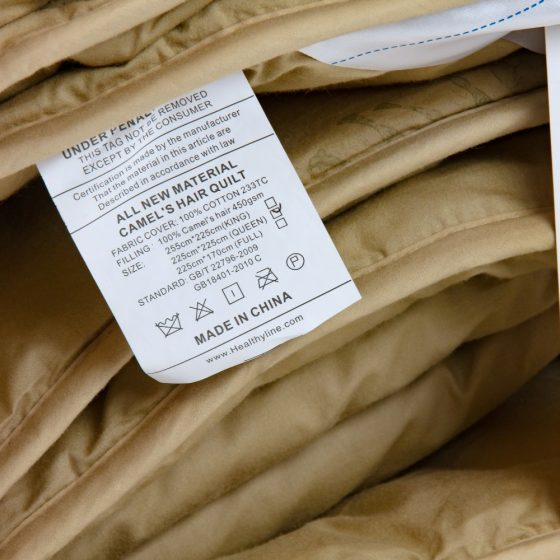 100%-Natural-Camel-Pure-Wool-Hair-Winter-Comforter-Extra-Weight-Full-450GSM-in-100%Down-Proof-Cotton-300TC (8)