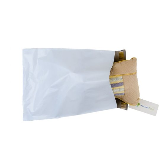 White Poly Mailer Envelopes Shipping Bags with Self Adhesive Waterproof and Tear Resistant Postal Bags (11)