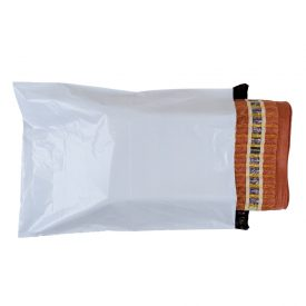 White Poly Mailer Envelopes Shipping Bags with Self Adhesive Waterproof and Tear Resistant Postal Bags (12)