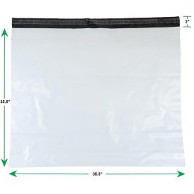 White Poly Mailer Envelopes Shipping Bags with Self Adhesive Waterproof and Tear Resistant Postal Bags (3)
