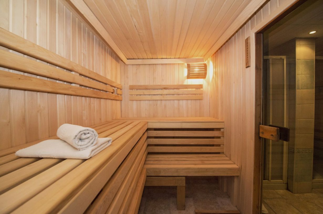 how to make a sauna at home that can improve your wellness