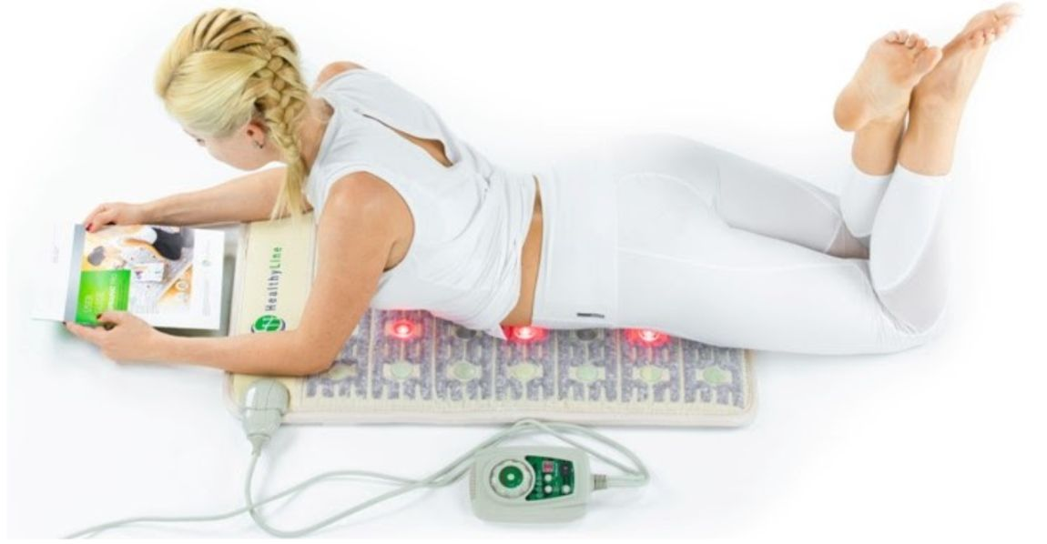The TAJ-Mat™ Medium 3220 Firm - Photon PEMF InfraMat Pro® can target specific areas of your body for treatment.